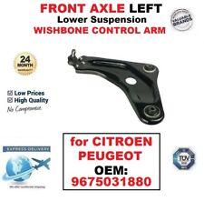 Asse anteriore SINISTRO inferiore TRACK CONTROL ARM PER MERCEDES E220CDi 2002-2008