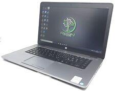 "*2167 PC Portatile Notebook 15"" HP Elite 850 G1 16Gb Ram 500Gb SSD Core i7 Win10"