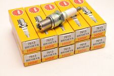 (10) NGK BR10EYA 7613 Spark Plug Plugs Bougies - Lot of Ten / Lot de Dix V-Power