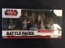 STAR WARS Resurgence Of The Jedi Battle Packs Legacy 2009