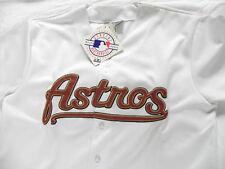 HOUSTON ASTROS UNIFORM MLB VINTAGE 2012 JERSEY WHITE SIZE: XLT EXTRA LARGE NWT!