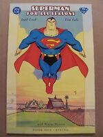Superman For All Seasons #1 #2 #3 DC Comics 1998 Series Loeb Sale 9.6 Near Mint+