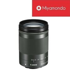 Canon EF-M 18-150mm f/3.5-6.3 IS STM Lens (Black)