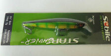 Sebile Action First Star Shiner - 90mm - Lime Perch lure
