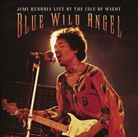 Jimi Hendrix - Blue Wild Angel: Jimi Hendrix Live At The Isle Of Wight [CD]
