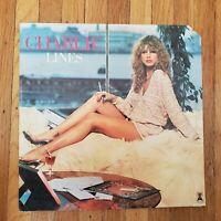 Charlie  Lines  Janus JXS 7036 NM Vinyl LP VG+ Record Cover 1978