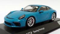 Minichamps 1/43 Scale WAP0201630J - Porsche 911 GT3 - Blue