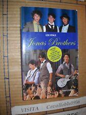 LIBRO - JONAS BROTHERS - LEXI RYALS - 1° ED. FANUCCI 2008 - OTTIMO MA