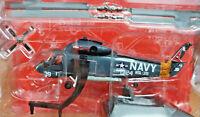 Kaman SH-2F Seasprite US Navy  Scala 1:72 Die Cast Elicotteri Combat