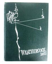 1957 Yearbook Barstow School for Girls Barstow California Weathercock
