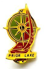 Pin Spilla Lions International Prior Lake 1988 - 5M2