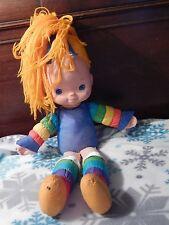 """Rainbow Brite 20"""" Doll - '83 Hallmark Cards, Inc. (32-33 Yrs.) (FREE SHIP.)"""