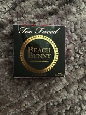 Too Faced Beach Bunny Custom Blend Bronzer-  New & Boxed