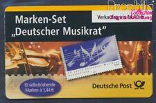 BRD MH54 postfrisch 2004 Musikrat (8358120