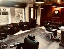 Barbershop Salon Furniture Package, Units, Basins, Desk & More ..