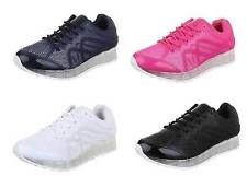 Laufschuhe mit Gummi-Schuhsohle