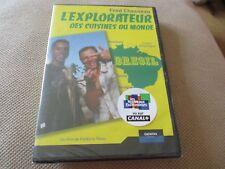 """DVD NEUF """"FRED CHESNEAU, L'EXPLORATEUR DES CUISINES DU MONDE : LE BRESIL"""""""