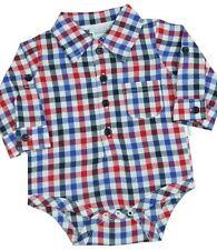 Peleles y bodies rojo 100% algodón para niños de 0 a 24 meses