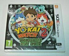 Yo-Kai Watch 2: Fantasqueletos / Bony Spirits Nintendo 3DS PAL España precintado