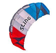 Flexifoil Cerf-volant de traction 2.4m2 Sting Sport Kite adultes et enfants