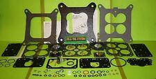 CARBURETOR REBUILD KIT HOLLEY MODEL 4160 MARINE OMC FORD PLEASURE CRAFT SEE LIST