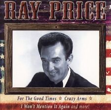 All-Time Greatest Hits [Sony] by Ray Price (CD, Oct-2005, Sony Music Distribution (USA))