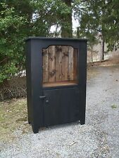 Primitive Handcrafted Cupboard (St Johnsbury)