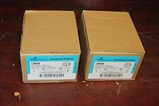 """Cooper Crouse-Hinds, Ltb200, 2"""", Lot of 2, Straight Connector, New in box"""