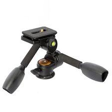 Single Handle Hydraulic Three-dimensional Camera Tripod BallHead Quick Release