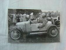 Vintage Press Photo 1930s English Hill Climb Racing Car 805