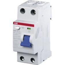 """ABB FI-Schutzschalter 2-polig Typ A, """"F202A"""" 25 A, 0,03 A"""