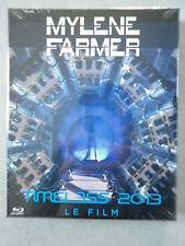 Mylene Farmer double Blu-Ray digipack Timeless 2013