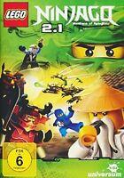 LEGO NINJAGO STAFFEL 2.1 FOLGE 14-20  DVD NEU