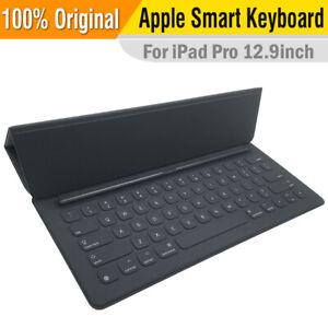 "Original Apple iPad Pro 12.9"" Smart Keyboard A1636 (QWERTY) 1st / 2nd Gen."