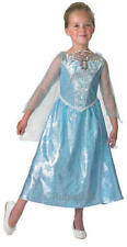 Rubie's Official Child's Disney Frozen Musical and Light up Elsa Costume - Large