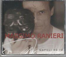 MASSIMO RANIERI NAPOLI ED IO - BOX 3  CD F.C. SIGILLATO!!!