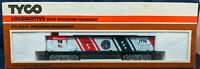 Tyco HO Super Spirit of '76 Alco 330 Diesel Locomotive w/ Wire Handrails MiB Vtg