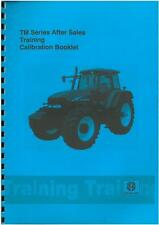 New Holland Tractor - TM120 TM130 TM140 TM155 TM175 T190 Calibrations Manual