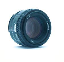 Nikon AF Nikkor 50mm f1.4