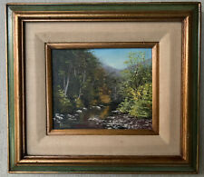 ORIGINAL PATSEE PARKER OIL ON CANVAS (Oregon, 20th Century)
