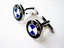 BRAND NEW HIGH QUALITY MEN'S DRESS CUFFLINKS - BMW DRIVER