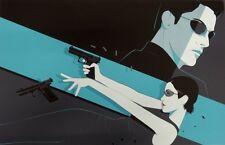 Craig Drake – Matrix Print Poster Mondo Artist