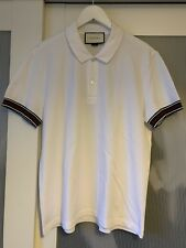 9d8535fd7 Gucci men Polo Tshirt top Size XL 100% Authentic ultra rare