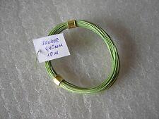 Balzer - 10m Stahlvorfach - 1 x 7 Vorfach Ø 0,40mm / 17kg - Vorfächer Kellerfund