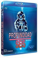 DEEP STAR SIX (1989 Miguel Ferrer)    Blu Ray - Sealed Region free