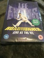Lee Evans: Roadrunner - Live at the O2 DVD (2011) Lee Evans cert 15 New