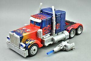 Transformers Movie Optimus Prime Complete Leader 2007