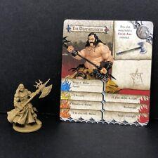 Zombicide Green Horde - Kickstarter Exclusive Survivor - The Deathmaster
