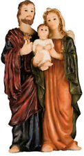 HOLY FAMILY 95cms STATUE MARY JOSEPH & JESUS CROSSES CANDLES PICTURES ARE LISTED