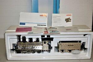 NEW Marklin Maxi 1 Gauge G Scale Chrome Polished Metal BAVARIA Locomotive-45296